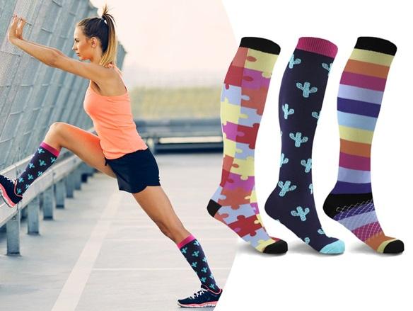 compressie sokken druksokken